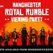 Manchester Royal Rumble 2020 Viewing Party image