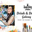 Drink & Draw Galway: Paint The Galway Skyline image