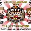 Wrestle Kingdom 14 Breakfast Bash - Day 1 & 2 image