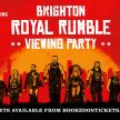 Brighton Royal Rumble 2020 Viewing Party image