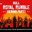Hull Royal Rumble 2020 Viewing Party image