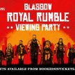 Glasgow Royal Rumble 2020 Viewing Party image