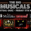 The Big Musicals Live Virtual Quiz image