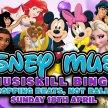 Disney Musiskill Bingo image