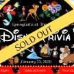 Disney Trivia - SOLD OUT image