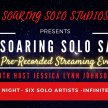 Soaring Solo Salon - Jan 29 image
