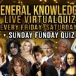 Weekend General Knowledge Quiz (Friday, Saturday and Sunday at 8pm) image