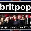 The Britpop Live Virtual Quiz image