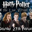The Harry Potter Live Virtual Quiz image