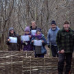 Wattle Hurdle Making & Coppicing Training Course image