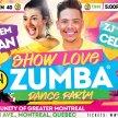 SHOW LOVE DANCE PARTY • ZES™ ECEM ÖZCAN & ZJ™ HENRY CEDEÑO image