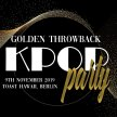 Golden Kpop & K-hiphop Special Night in Berlin by KEvents image