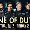 The Line of Duty Live Virtual Quiz image