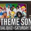 The TV Theme Songs Live Virtual Quiz image