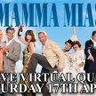 Mamma Mia Live Virtual Quiz image