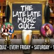 The Late Late Live Music Quiz image