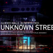 UNKNOWN STREETS – GUIDED WALK, BLINDFOLDED image