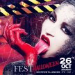 Halloween Fright Night at FEST Camden hosted by MINT image