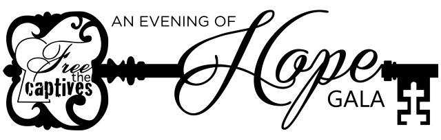 Buy tickets for Free the Captives' Evening of Hope Fall Gala
