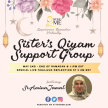 Virtual Sister's Qiyam Support Program -Last 10 nights 11 pm EST - 5 am EST image