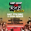 Hip-Hop vs RnB - Xmas Rave image