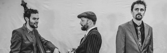 The Frank Burkitt Band w/ Becka Wolfe