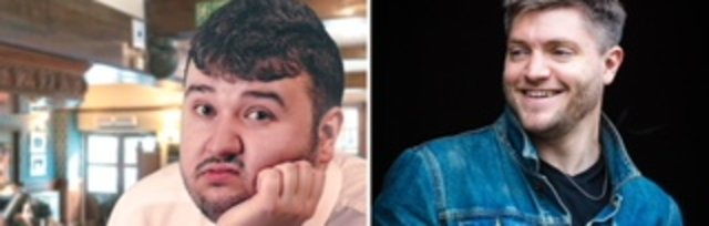 Gareth Mutch & Liam Withnail Edinburgh Fringe Previews