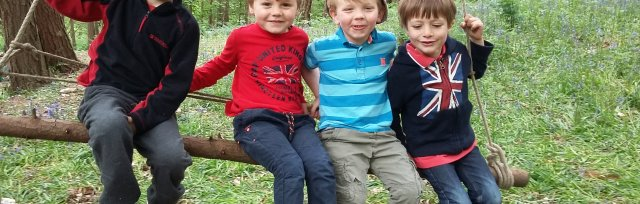 Ilkley Summer Forest School: 5-11 year olds