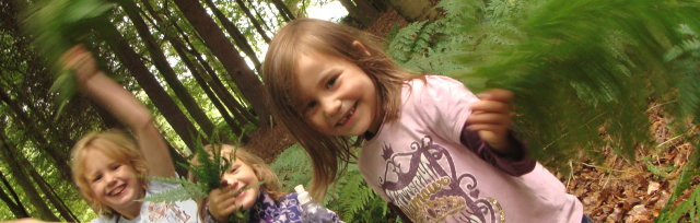 All for Play May holiday Forest School - St Marys, Riddlesden, Keighley