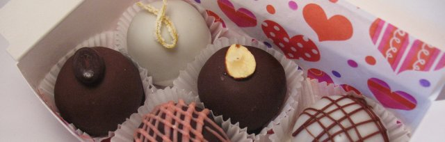 Cooking Demonstration: Sweet Treats for Valentine's Day