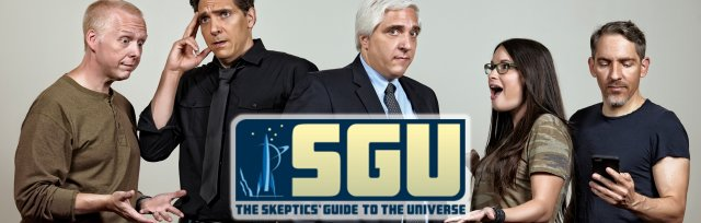 The Skeptics Guide to the Universe - Podcast & Book Signing
