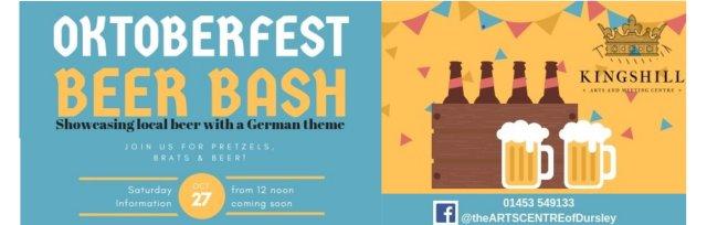Oktoberfest - Beer Bash