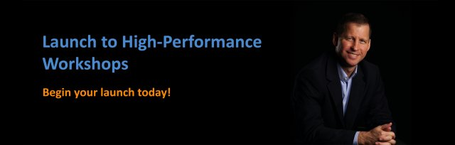 Launch to High-Performance Workshops - Building Velocity