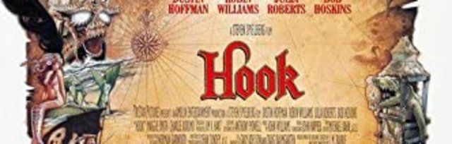 FREE Movie - Compliments of The Louisville Orchestra - Hook - 9:30p