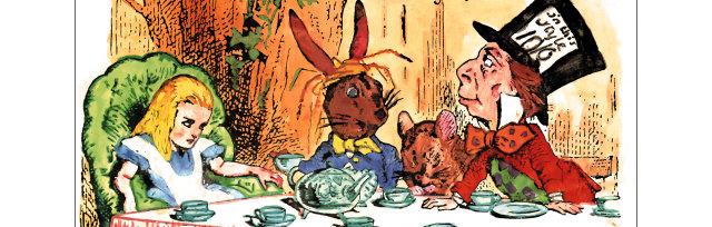 Alice in Wonderland, Haigh Woodland Park, Wigan, 2.30pm