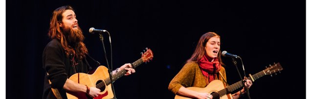 Madeleine Roger and Logan McKillop Dinner Concert