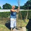 Willow Obelisk Workshop - Priory Farm image