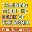 Training from the BACK of the Room! Practitioner - Virtual Edition image