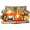 """""""LET'S HAVE CHURCH!!!"""" Living Room Gameshow image"""