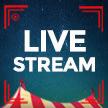 👻 Spooky Spectacular Sat 12pm Livestream: Venardos Circus Online! image