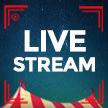 🍁 THANKSGIVING Thurs Matinee 11am LIVESTREAM: Venardos Circus Online! image