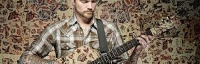 Gaz Brookfield plus support from Jake Martin