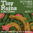 Tiny Ruins - Olympic Girls Spring Tour of Aotearoa image