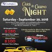 Cars and Casino Night at the American Muscle Car Museum image