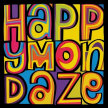 The Happy Mondaze + support image
