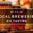 $10 Tasting - Local Breweries image