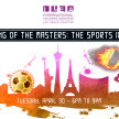 MEETING OF THE MASTERS: THE SPORTS IMPACT image