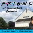 Friends Trivia at SpringGate Brewery image
