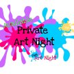 Available Private Fun Art Night (purchase to reserve) image