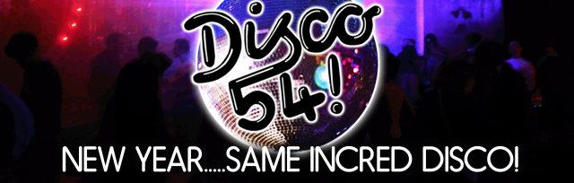 DISCO 54 (FEB)